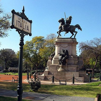 Plaza Italia, Buenos Aires