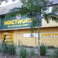 Welcome to Honeyworld!