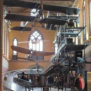 Musée des Arts et Métiers - int