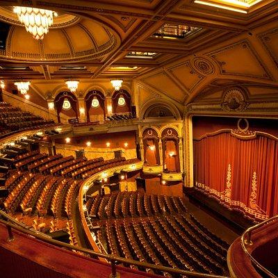 Festival Theatre auditorium