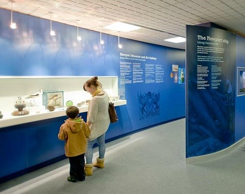The Museum has plenty to see and do whatever your age.
