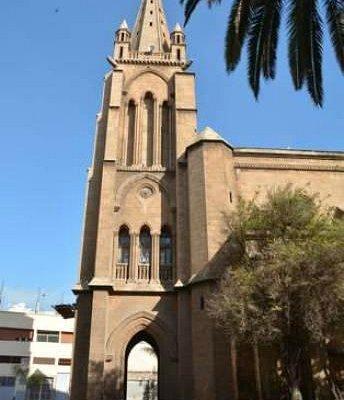 Ex Iglesia de Santa Margarita (Mezquita Al Quods)