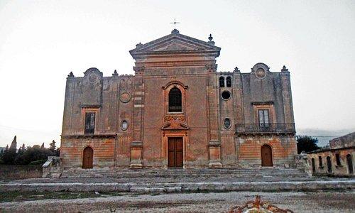 La vecchia chiesa del Marchese