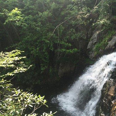 Hawk Falls Trail