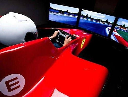 Cockpit  F1