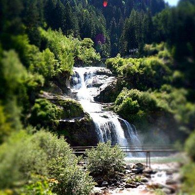 cascata piumogna