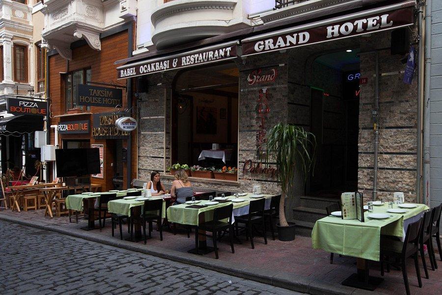 Grand Hotel Palmiye Bewertungen Fotos Preisvergleich Istanbul Turkei Tripadvisor
