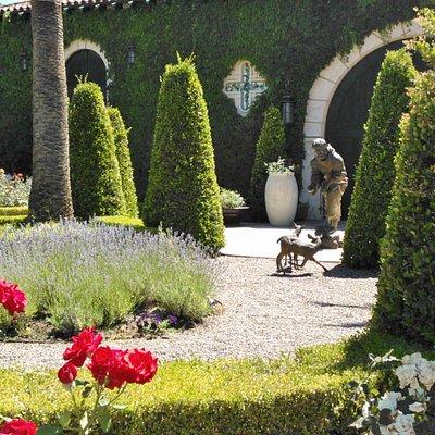 Brassfield Estate Winery Garden