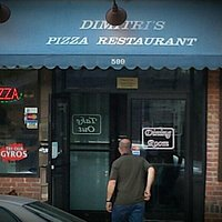 Front of Dimitri's
