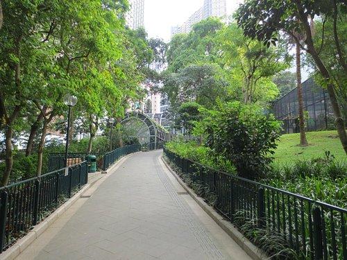 Hong Kong Zoo & Botanical Gardens