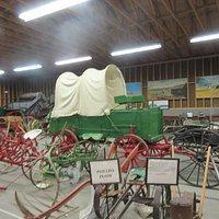 Pioneer and Farm Machinery - Dickinson North Dakota Museum