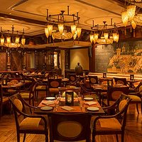 Ashiana by Vineet main dining