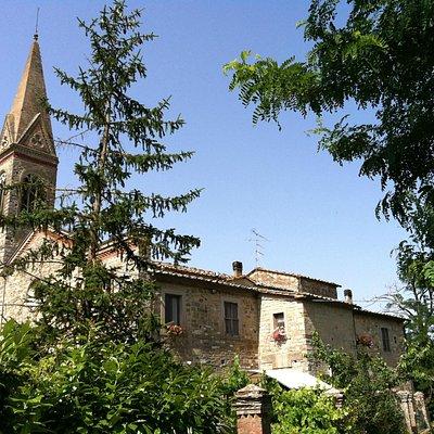 Pieve di San Quirico a Capannole