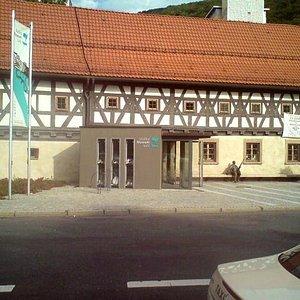 Das Waffenmuseum.