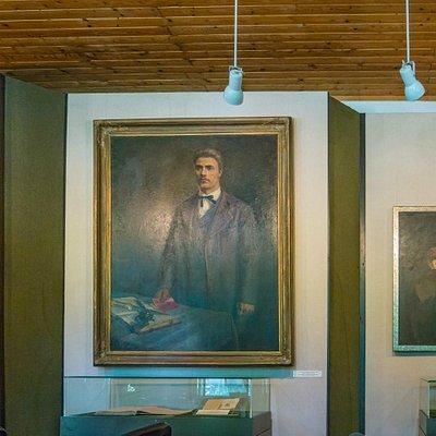 Vassil Levski portrait