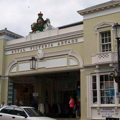Royal Victoria Arcade, Ryde