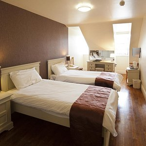 Twin room at Muskerry Arms B&B, Blarney, Co. Cor