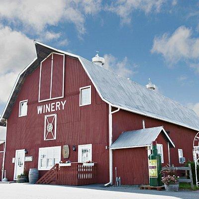 The Winery Barn