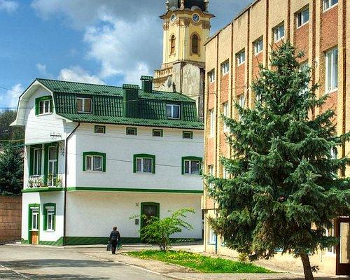 Buchach City Hall