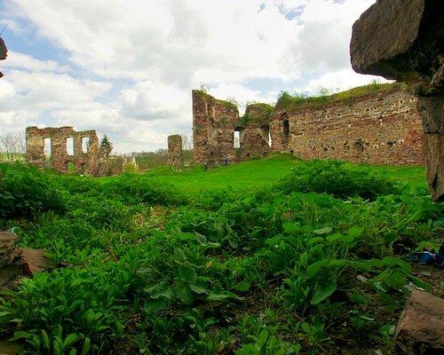 Buchach Castle Ruins