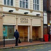 Central Station, Wrexham