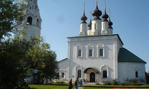 St Alexander monastery in Suzdal