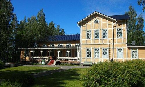 The Viikinsaari Restaurant