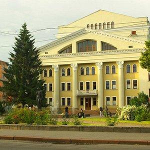 Poltava: Gogol Musical Drama Theater