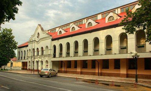 Poltava: Yaroshenko Art Museum