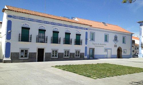 Centre Interprétatif du tapis d'Arraiolos - inauguré en 2013