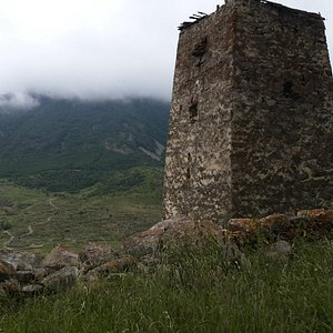 Верхняя Балкария башня