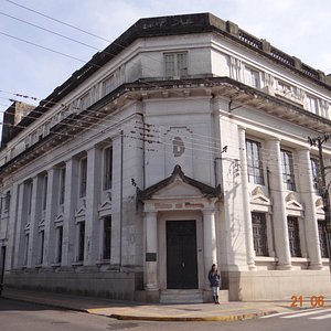 Museu Municipal David Canabarro Santana do Livramento RS