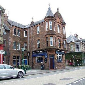 A truly old fashioned pub Great.