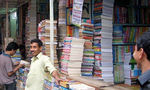 Nilkhet book stores