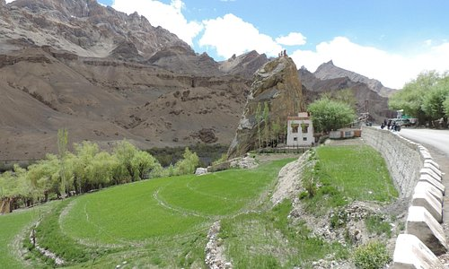 Katrse valley