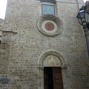 Chiesa di San Francesco, Civitella del Tronto