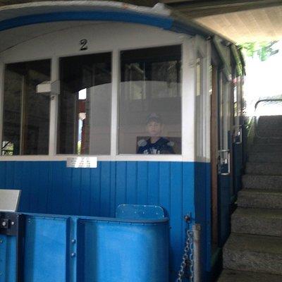 Little Blue Train