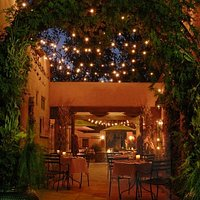 Gorgeous Patio Dining