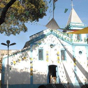 Igreja N. S. do Rosário dos Pretos