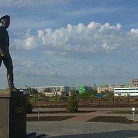 памятник Маргелову