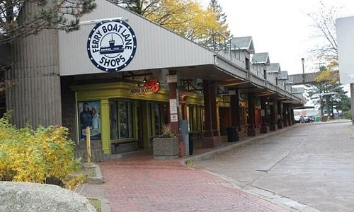 Ferry Boat Lane Shops