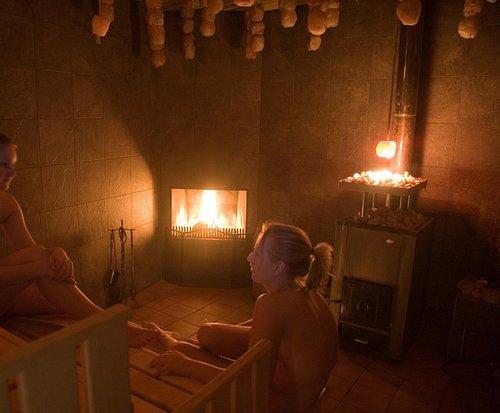 Onze trots, de Himalya Sauna