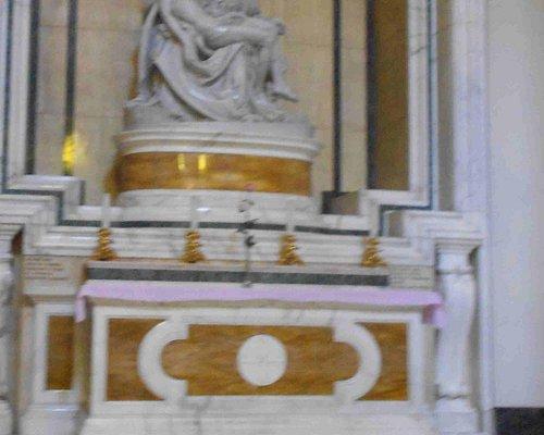 Replica of Michelangelo's Pietà