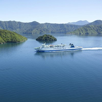 The majestic Marlborough Sounds
