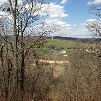 Salt Creek overlook