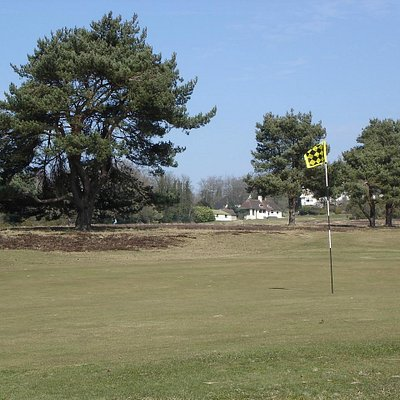 From the 1st green back to the Clubhouse