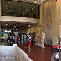 Prospettiva del museo