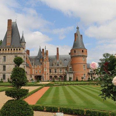 Chateau of Maintenon cultural visit