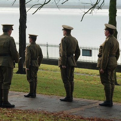 remembrance day visit