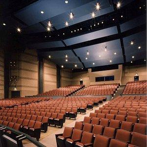 1000 seat auditorium